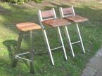 Sitzgruppe Edelstahl/Holz - de greiff design