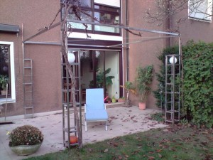 Terrasseninstallation - de greiff design